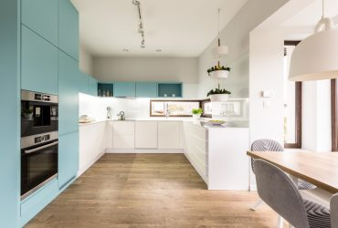 Making Coloured Cabinetry Work